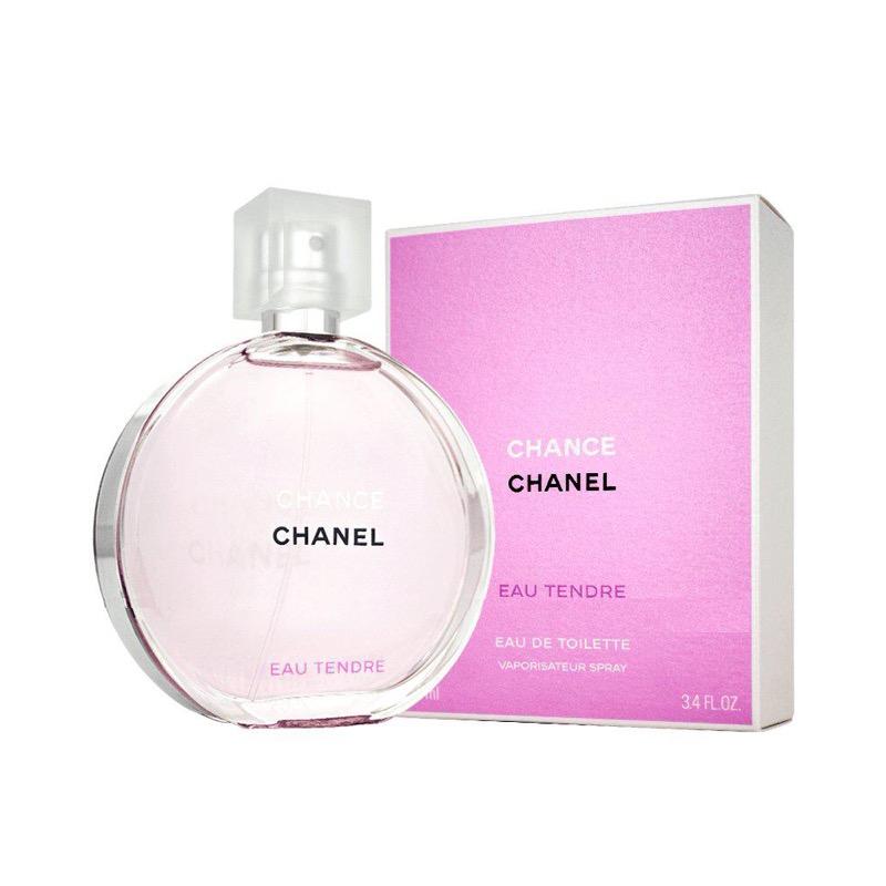 Масло Chanel «Chance Eau Tendre»