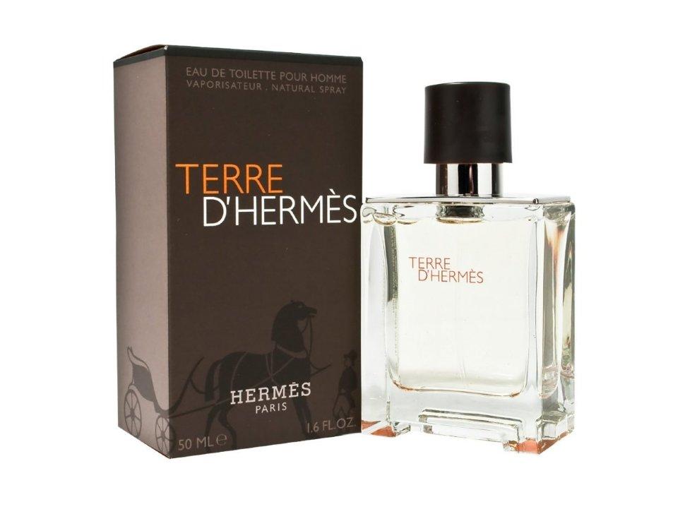 Масло Hermes «Terre D'Hermes»