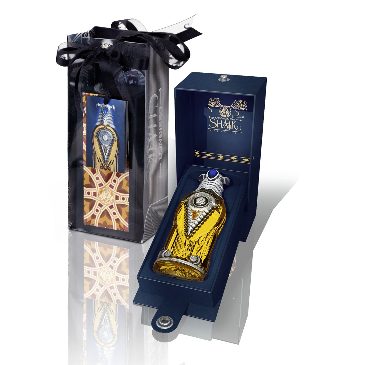 Масло Designer Shaik «Chic Blue Edition №30»