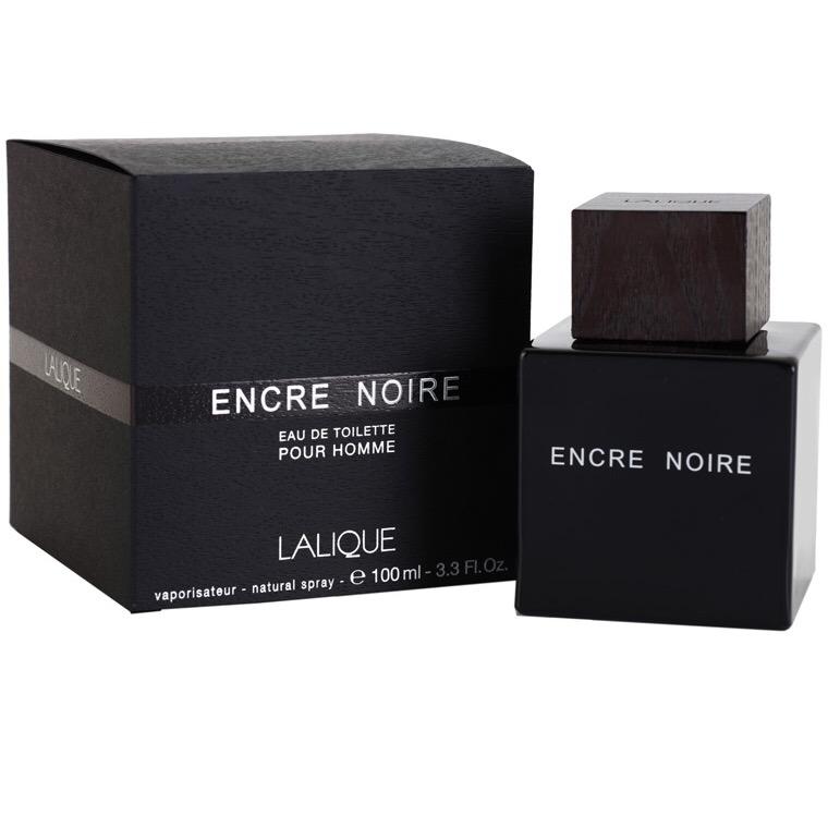 Масло Lalique «Encre Noire»