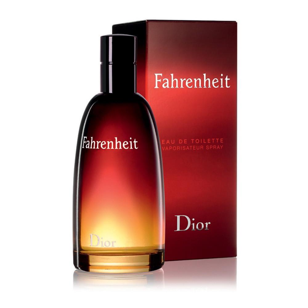 Масло Christian Dior «Fahrenheit»