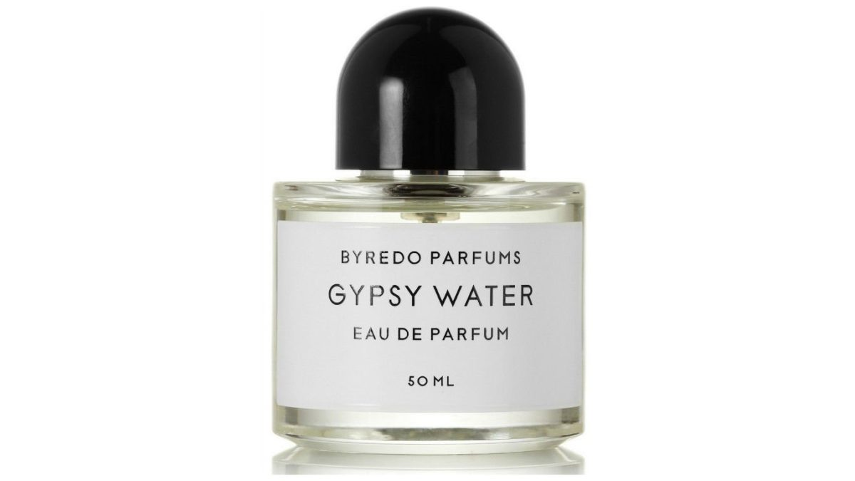 Масло Byredo «Gypsy Water»