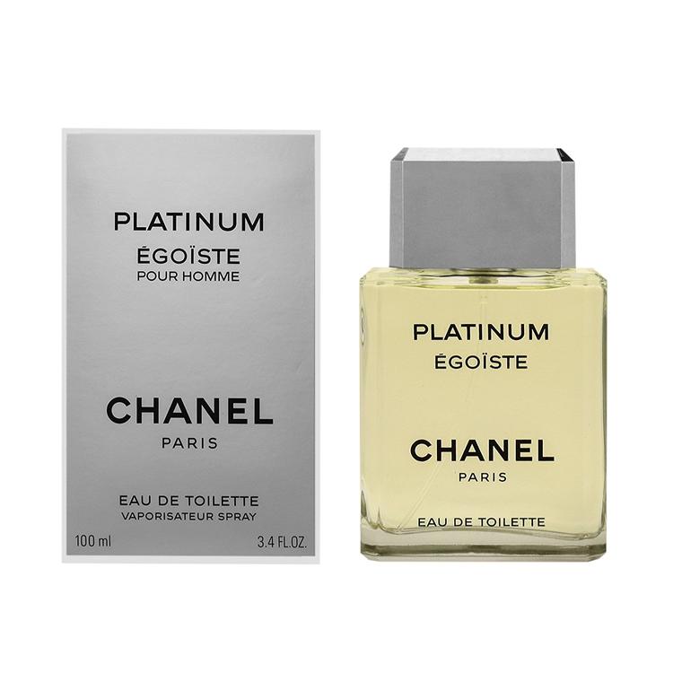 Масло Chanel «Egoiste Platinum»