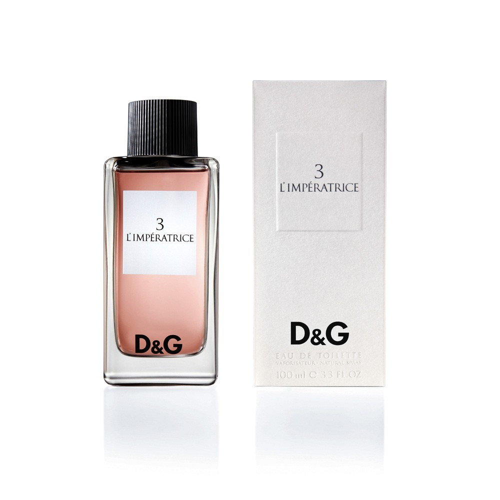 Масло Dolce & Gabbana «3 L'Imperatrice»