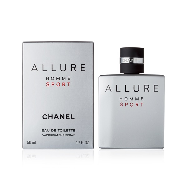 Масло Chanel «Allure Homme Sport»
